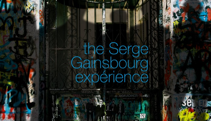 THE SERGE GAINSBOURG EXPÉRIENCE