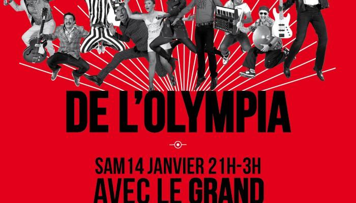LE BAL DE L'OLYMPIA
