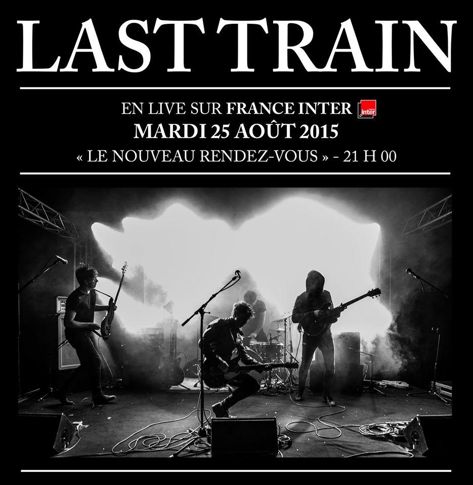 LAST TRAIN @ FRANCE INTER