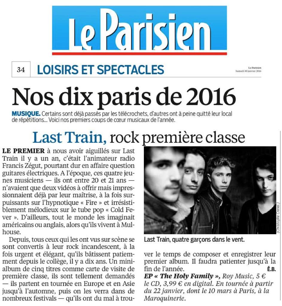 le parisien ok